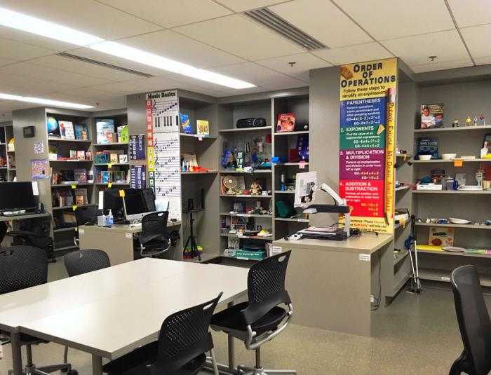 Ershig Assistive Technology Resource Center