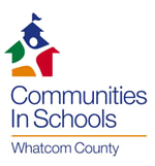 Communities in Schools Whatcom County logo