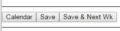 Screenshot of save buttons in Web4U
